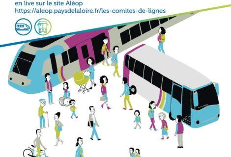 ALÉOP : USAGERS DES TRANSPORTS RÉGIONAUX VOUS AVEZ LA PAROLE