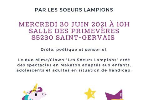 SPECTACLE LE BESTIAIRE DES SOEURS LAMPIONS
